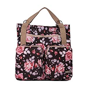 buy bebamour large baby diaper bags backpack with changing. Black Bedroom Furniture Sets. Home Design Ideas