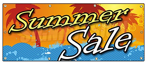 Summer Sale Sign Summer Sale Banner Sign