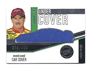 TERRY LABONTE 2006 Press Pass Eclipse NASCAR Under Cover Driver Silver Event-Used CAR... by Eclipse