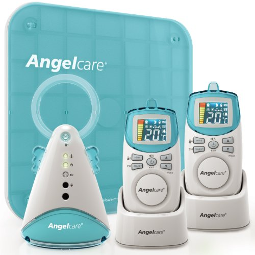 Ac401 Movement & Sound Monitor Deluxe Ac5402 By Angelcare