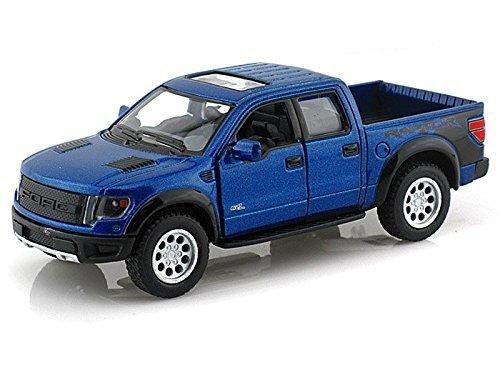2013 Ford F-150 SVT Raptor Supercrew 1/46 Blue