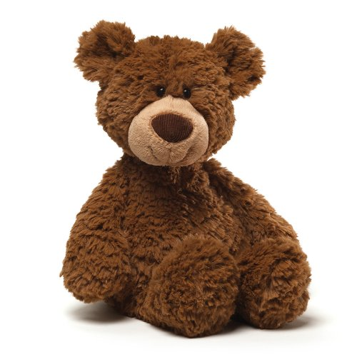 GUND-4040161-Pinchy-Teddy-Bear-Brown