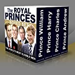 The Royal Princes Boxed Set: The World's Most Eligible Men