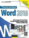 Travaux pratiques avec Word 2016 - Mi...
