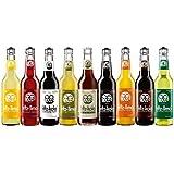 9 Flaschen Fritz Probierpaket 9er Mix a 0,33l incl. Pfand