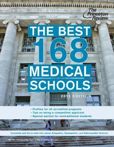 Princeton review medical school essays