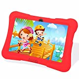 Dragon Touch Y88X 7-Inch 8-GB Quad Core Android Tablet Bundle with Red Silicone Case video review