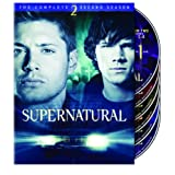 Supernatural: The Complete Second Seasonby Jared Padalecki