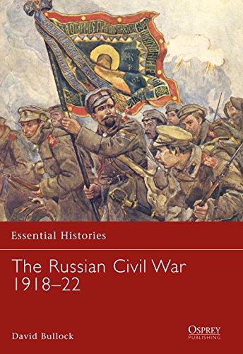 The Russian Civil War 1918-22