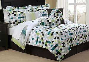 Pem America Pixel Comforter Sets, King
