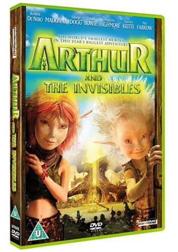 Arthur and the Invisibles [DVD]