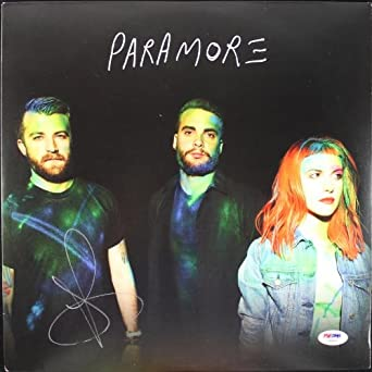 paramore paramore album cover - photo #3