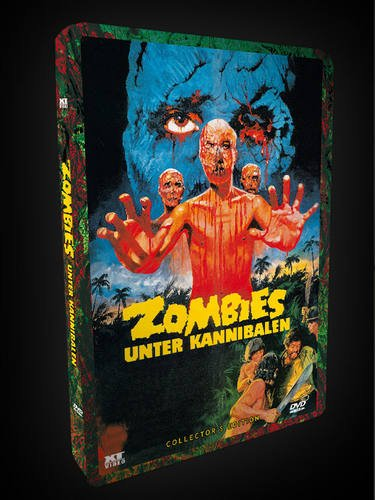 Zombie Holocaust (uncut) 3D-Holocover Ultrasteel Edition