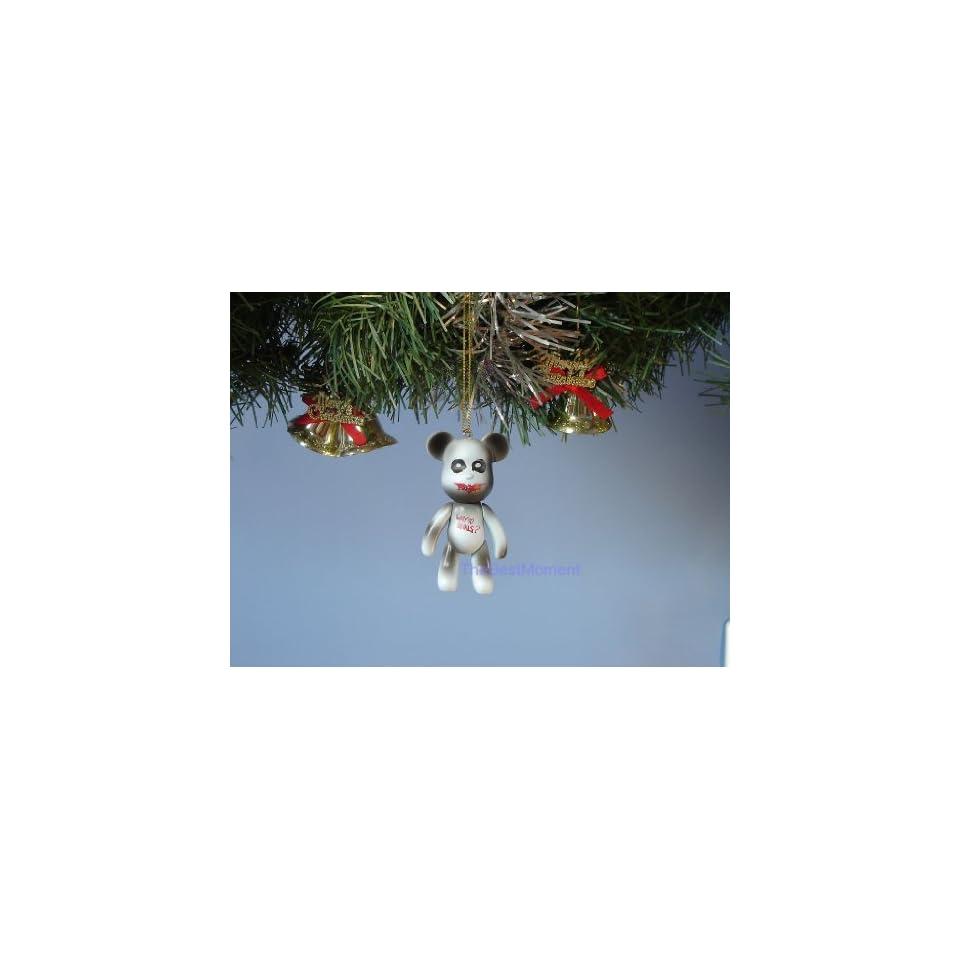 Joker Christmas Ornament.Bear 5 Christmas Ornament Batman Joker Home Decoration Tree