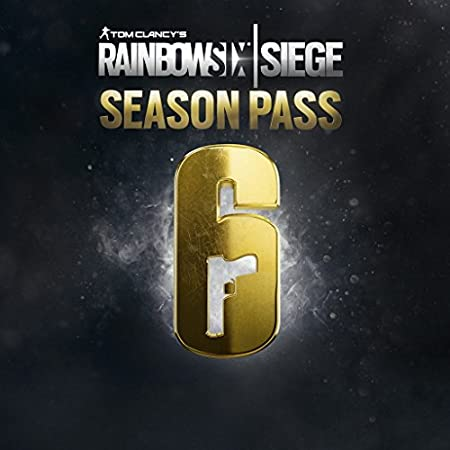 TOM CLANCY'S Rainbow Six SIEGE Season Pass [Online Game Code]