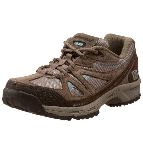 New Balance Women's WW606 Country Walking Shoe,Brown,9 B