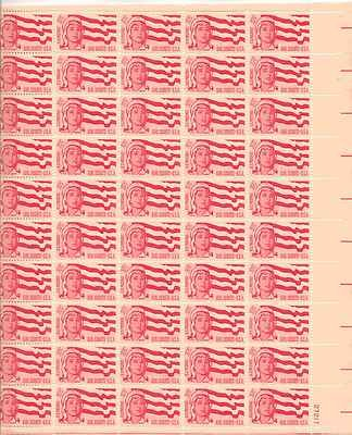 Girl Scouts U.S.A. Sheet of 50 x 4 Cent US Postage Stamps NEW Scot 1199