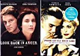 Look Back In Anger , Poor Little Rich Girl : A&E Drama 2 Dvd Set : 3 Discs