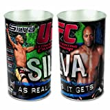 UFC Mixed Martial Arts Anderson Silva Wastebasket