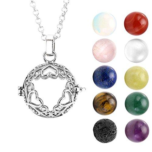 jovivi-lava-stone-aromatherapy-heart-pendant-antique-silver-locket-essential-oil-diffuser-necklace