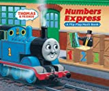 The Numbers Express: A Flip-flap Math Book (Thomas the Train)