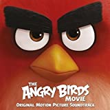 The Angry Birds Movie CD, Import