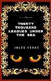 Twenty Thousand Leagues Under The Sea: Premium Edition - Illustrated