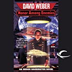 Honor Among Enemies: Honor Harrington, Book 6 (       UNABRIDGED) by David Weber Narrated by Allyson Johnson