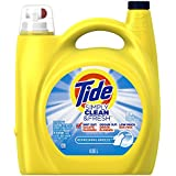 Tide Refreshing Breeze-Scent, Simply Clean and Fresh Laundry Liquid Detergent 89 Loads, 4.08-Liter, 137.96-Ounce