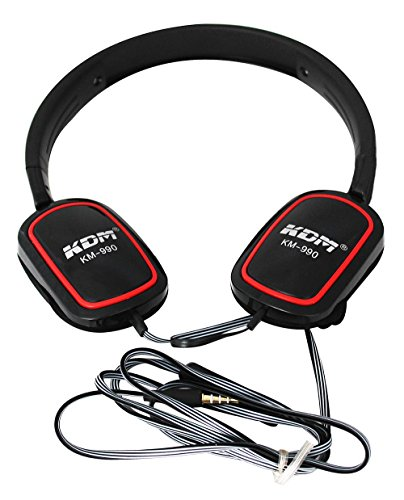 KDM-KM-990-On-Ear-Headset