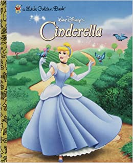 cinderella book disney