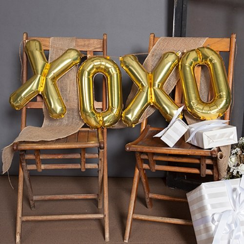 XOXO Balloon Kit