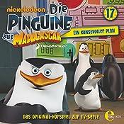 Ein kunstvoller Plan (Die Pinguine aus Madagascar 17)   Thomas Karallus