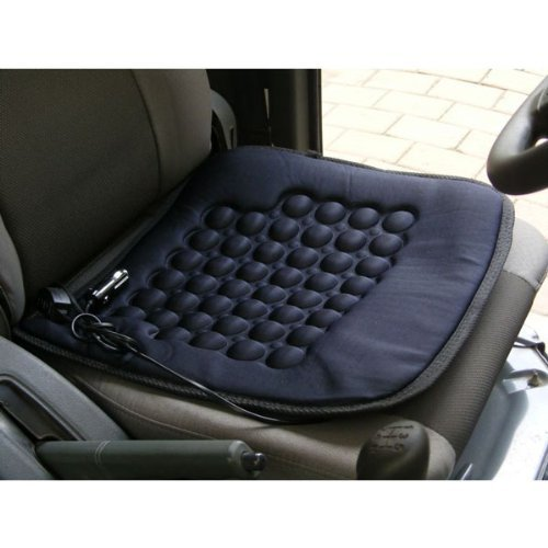 Zone Tech Car Heated Seat Cushion Hot Cover Auto 12V