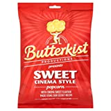 Butterkist Cinema Sweet Popcorn 120 g (Pack of 10)