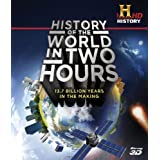History of the World in Two Hours [Blu-ray 3D]by GO ENTERTAIN