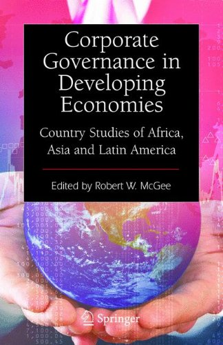 Corporate Governance in Developing Economies: Country Studies of Africa, Asia and Latin America PDF