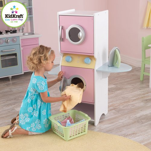 Toy Washer And Dryer Set