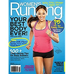 1-Year (10 Issues) of Women's Running Magazine Subscription