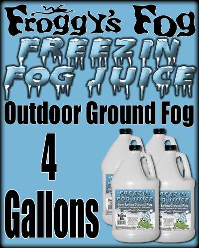ground fog machine review