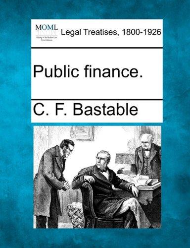 Public Finance.