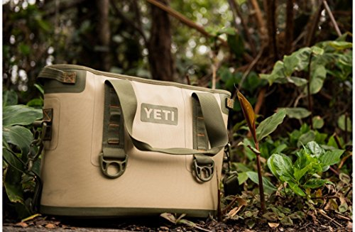 YETI® HopperTM 20 Cooler - Field Tan/Blaze Orange