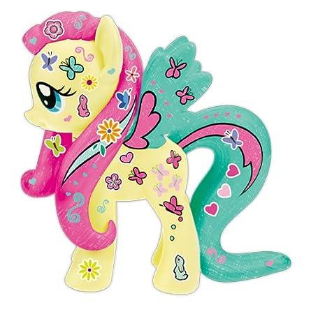 My Little Pony - A1387E240 - Poupée - Poney Déco - Crystal Fluttershy