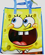 Nick JR Spongebob Squarepants Sshopping Bag - Spongebob Woven Bag