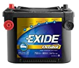 Exide Orbital ORB75DT-108 Sealed VRLA (AGM) Automotive Battery