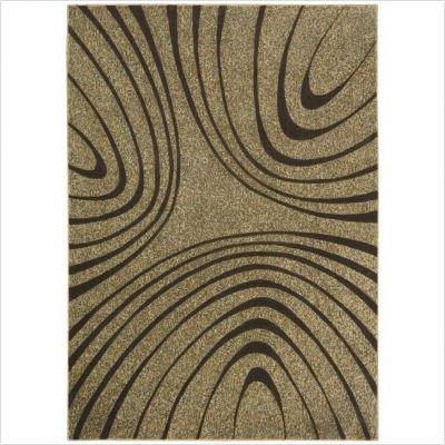 """Nourison CG05-SAN Cambridge Sand Contemporary Rug Size: 2'3"""" x 8' Runner"""