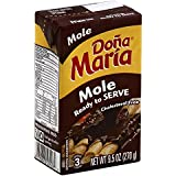 Dona Maria Ready To Serve Mole, 9.5-Ounce (Pack of 3)