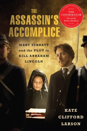 The Assassin's Accomplice, movie tie-in: Mary Surratt and