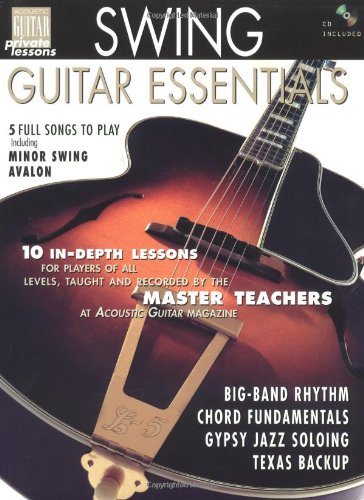SOS Title Unknown (Acoustic Guitar Magazine's Private Lessons)
