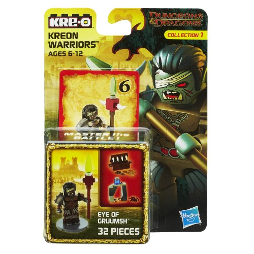 KRE-O Dungeons & Dragons Kreon Warriors Eye of Gruumsh Kreon Set